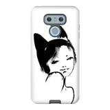 Kitty Mama Tough Case for LG Phone