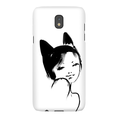 Kitty Mama Snap Case Samsung Phone
