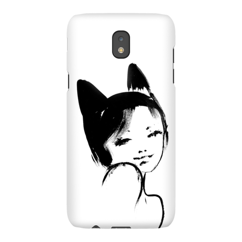 Kitty Mama Tough Case for Samsung Phone