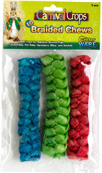 Braided Chews For Small Animals