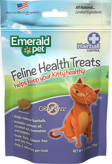 Feline Treats Hairball Formula
