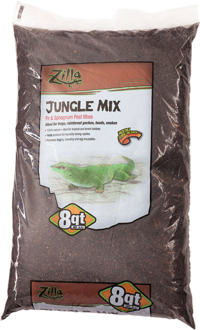 Jungle Mix Reptile Bedding