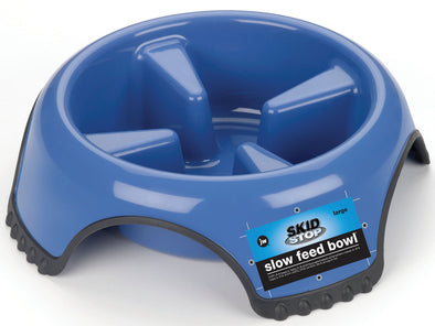 Jw Skid Stop Slow Feed Bowl