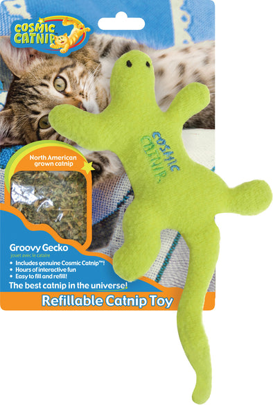 Cosmic Refillable Catnip Toy