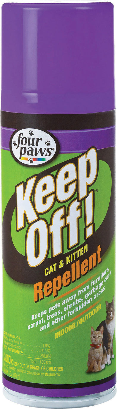 Keep Off Indoor/outdoor Cat Repellent