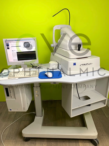Carl Zeiss Stratus OCT III 3000 Tomographer w 7.0 Software , Table & printer