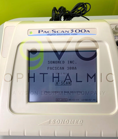 Sonomed PacScan 300A