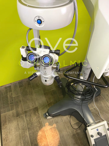 Zeiss OPMI Lumera S7 Surgical Microscope