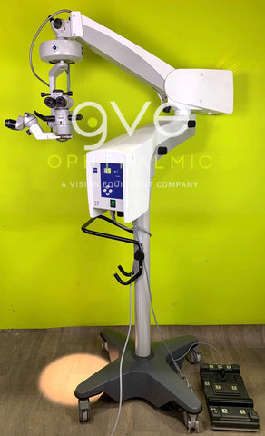 Zeiss OPMI Visu 140 Surgical Microscope