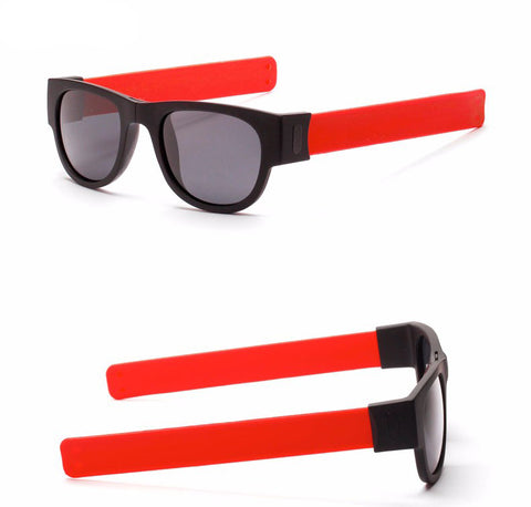 Slappable Polarized Sunglasses cum Bracelet - White Bear Store
