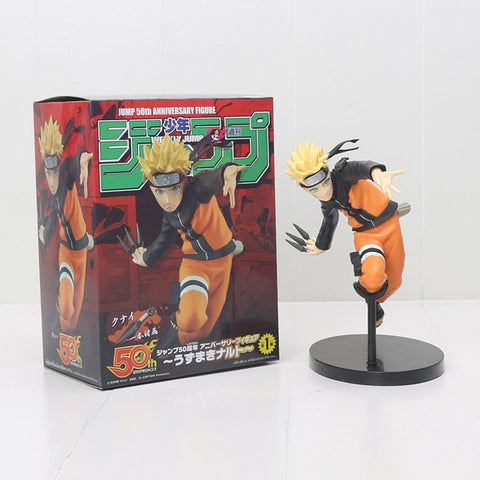 Naruto Action Figure Hyuuga Hinata Model Toy - White Bear Store