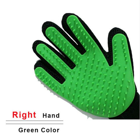 Pet Deshedding Glove for Grooming - White Bear Store