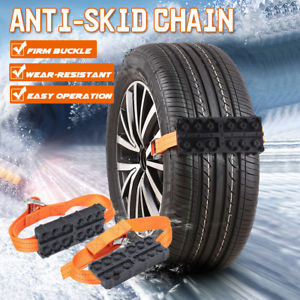 Anti-Skid Emergency Tire Straps - White Bear Store