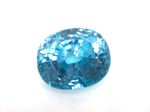 Blue Zircon - Now is the time to invest in this magnificent gemstone.
