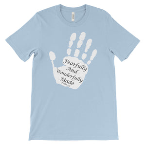 Psalm 139 Christian T-Shirt - Fearfully And Wonderfully Made