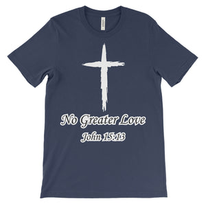 No Greater Love Christian T-Shirt