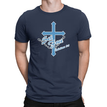 Load image into Gallery viewer, Galatians 5:1 Christian T-Shirt - Set Free