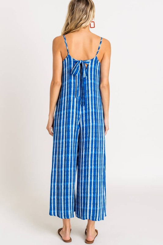 Day At The Beach Jumpsuit
