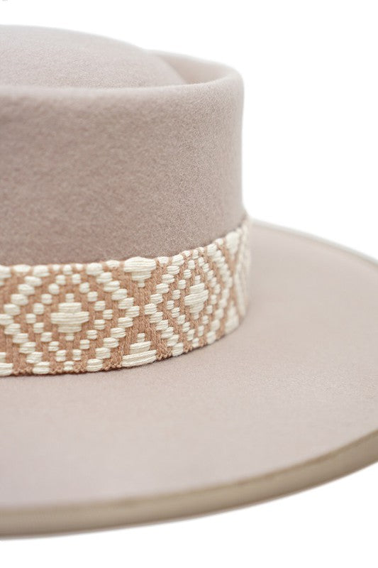 Val Boater Hat