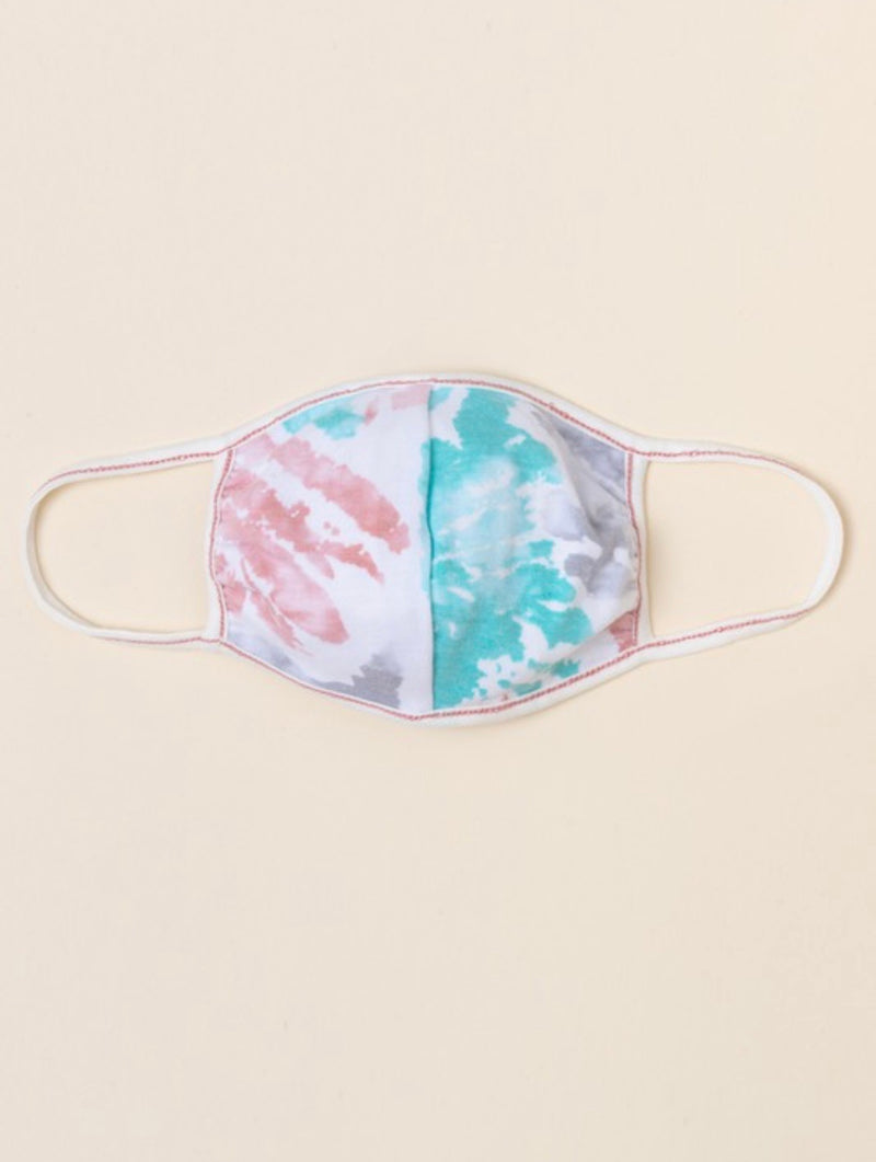 Tie Dye Face Mask | FINAL SALE