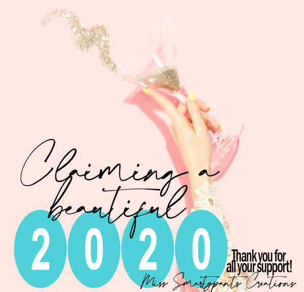 2020: Creating a Clear Vision for yourself!