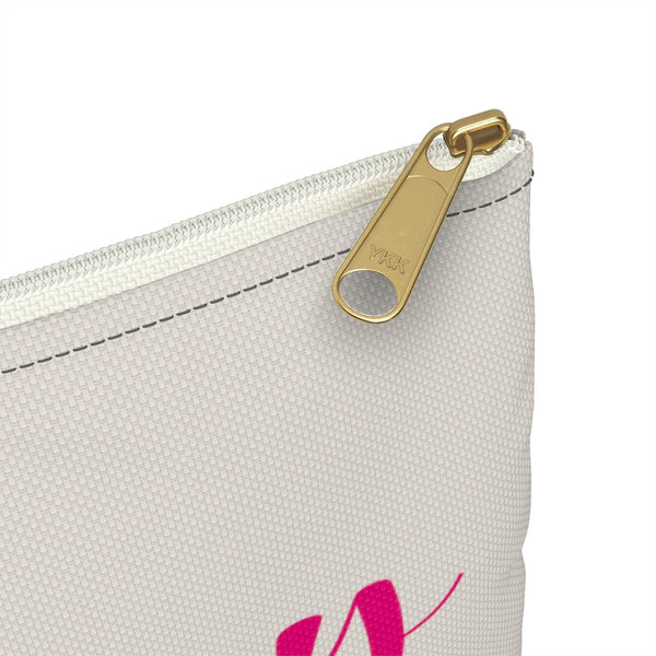 Canvas Living my best life planner makeup Storage pouch
