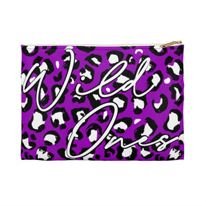 Leopard Wild Ones 2020 Planaheim Into the Wild Canvas Pouch