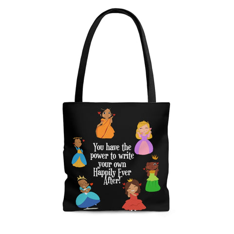 Write Your Own Happily Ever After Canvas Tote Bag