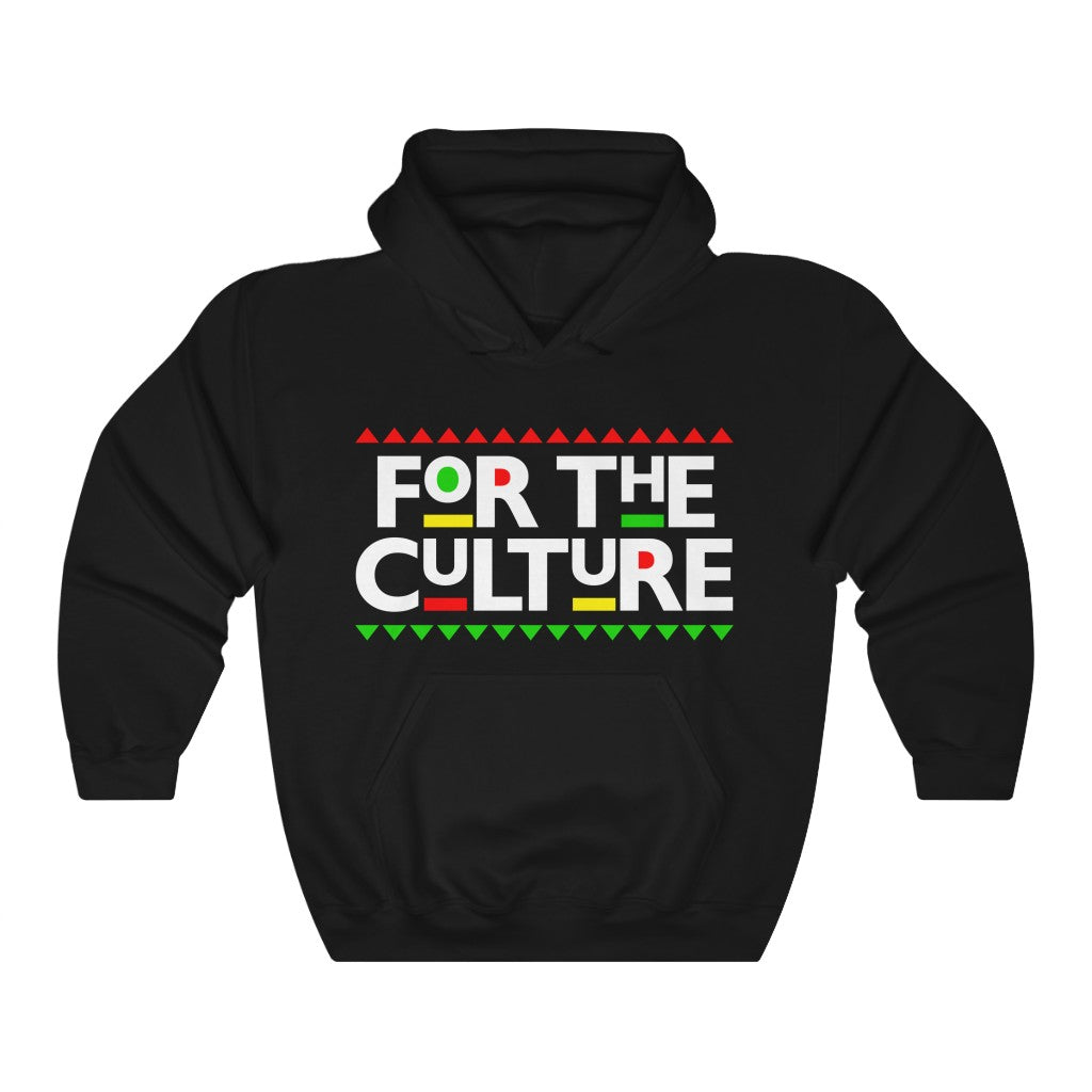 For the Culture Black History Month Unisex Heavy Blend Hooded Sweatshirt