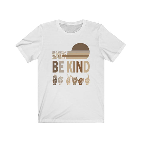 Black Lives Matter: BE KIND T-Shirt