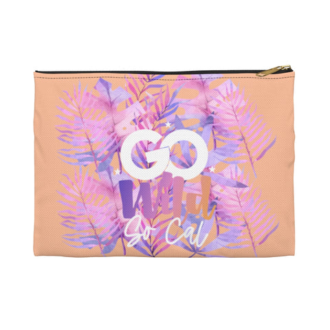 Sunset Wild Ones Go Wild 2020 Official Canvas Zipper Pouch