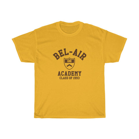 Bel-Air Academy Class of 1993 Unisex Short Sleeve Tee