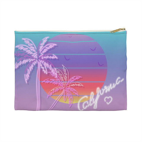 California Love Tropical Wild Ones 2020 Planaheim Into the Wild Canvas Pouch