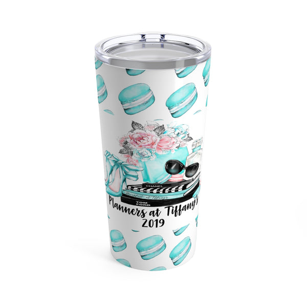 Planners at Tiffany's Tumbler