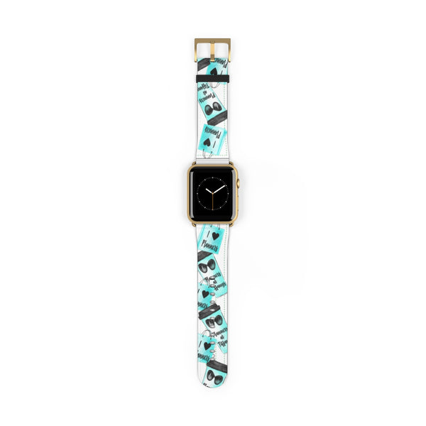 I Love  Planners Apple Watch Band