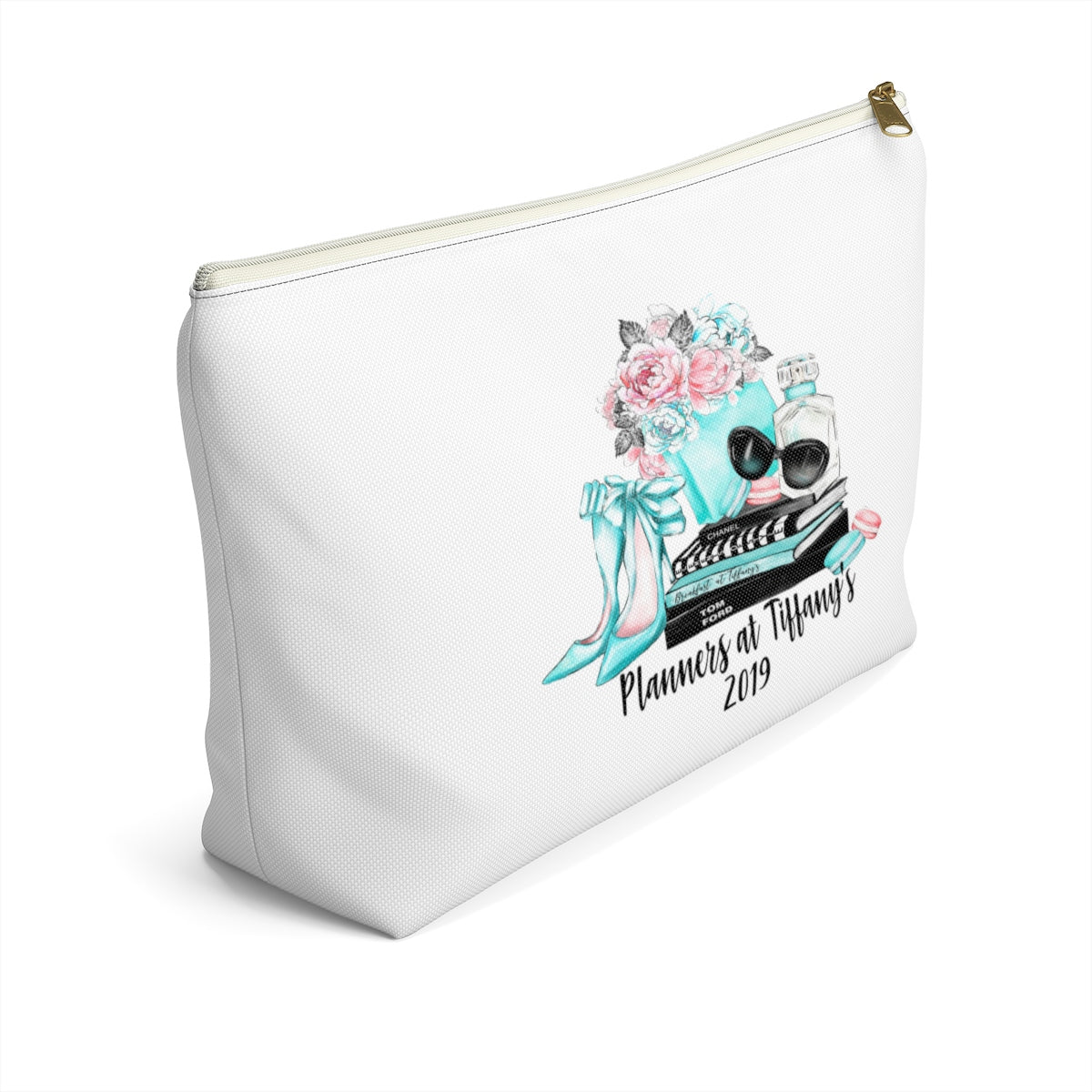 Planners at Tiffanys Accessory Pouch