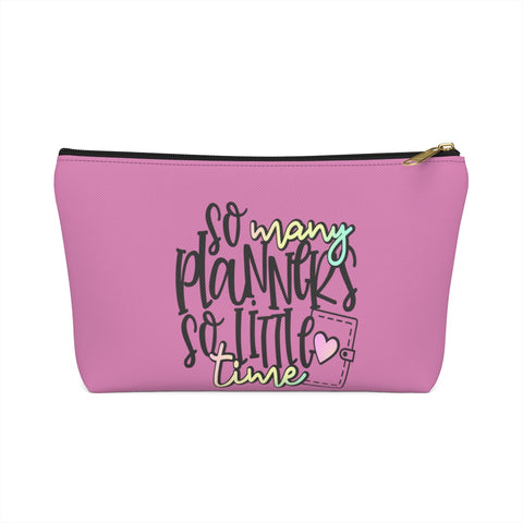 So Many Planners Pouch- PINK