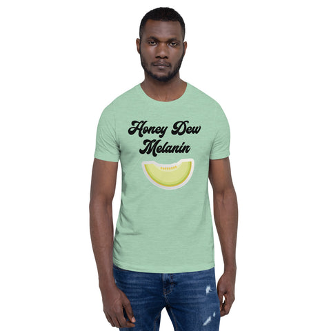 Honey Dew Melanin T-Shirt