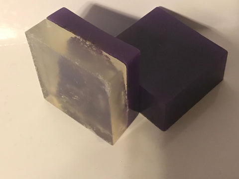 Glycerin Soap - Lavender and Chamomile