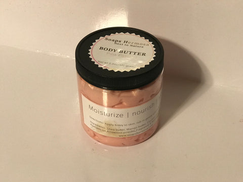 Body Butter - Pink Passion