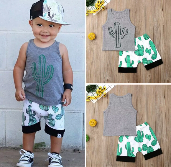 Boys 2 & 3 Piece Sets