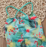 Baby Flamingo 1 piece