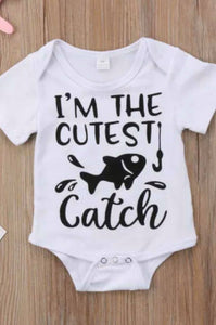 Cutest Catch Bodysuit