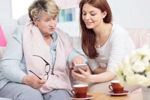 New to Caregiving: How Do I Keep from Going Under?