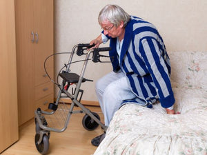 Changing Bedding and Protecting Furniture Challenges Alzheimer's Caregivers