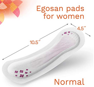 EGOSAN Light Incontinence Pad - Egosan Adult Diaper Briefs For Men and Women