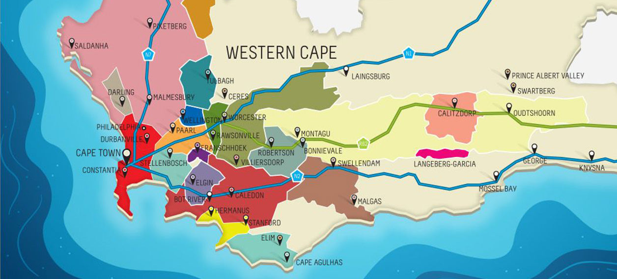 Wine To Share - South African Winelands
