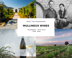 Mullineux Family Wines | 15 July 2021, 7pm - 8pm