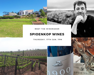Spioenkop Wines | 17 June 2021, 7pm - 8pm