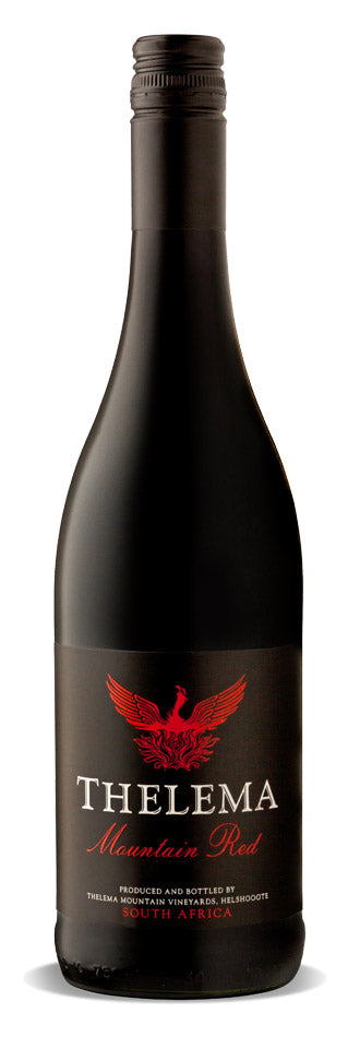 Thelema Mountain Red 2015